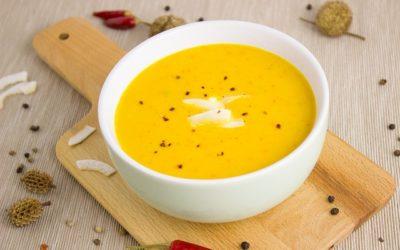 O de pompoen (soep)